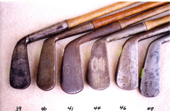 catalogue #116! new additions!!! wooden shaft golf clubs & golf