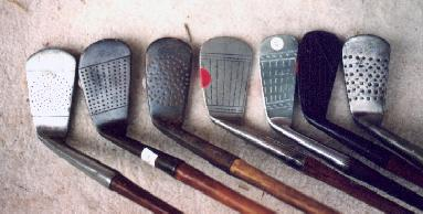 Wooden Shaft Golf Clubs & Collectables